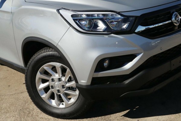 2019 MY20 SsangYong Musso XLV Q201 Ultimate Utility Image 2