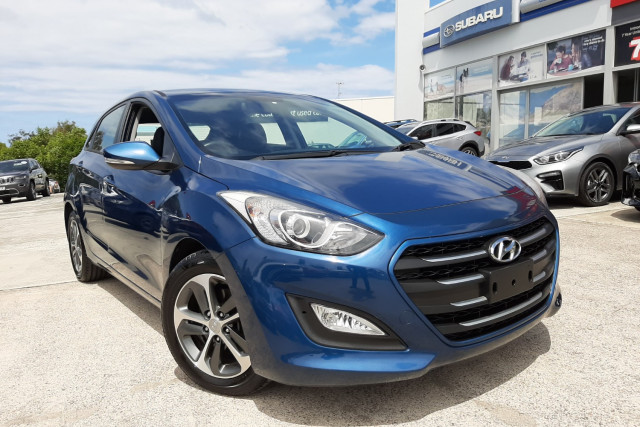 2015 MY16 Hyundai I30 Hatchback