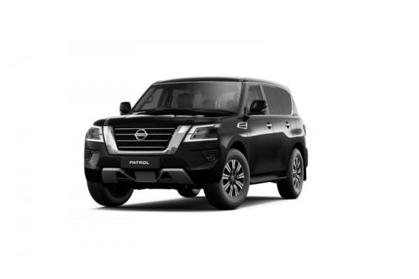 2021 Nissan Patrol Y62 Series 5 Ti Suv Image 2