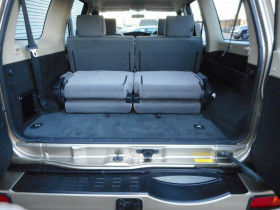 2010 Nissan Patrol GU 7  ST Wagon