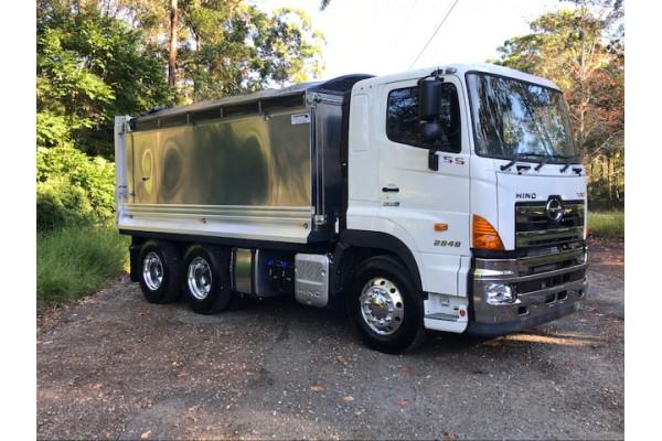 2020 Hino Ss 2848 Air Truck Image 2