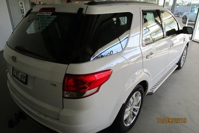 2012 Ford Territory SZ TS Wagon Image 4