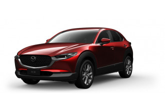 2021 MY20 Mazda CX-30 DM Series G20 Evolve Wagon Image 2