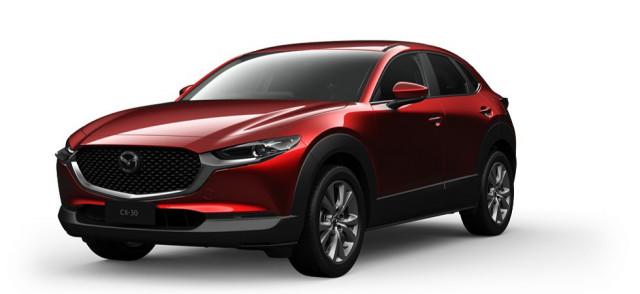 2020 Mazda CX-30 DM Series G20 Evolve Wagon Mobile Image 2
