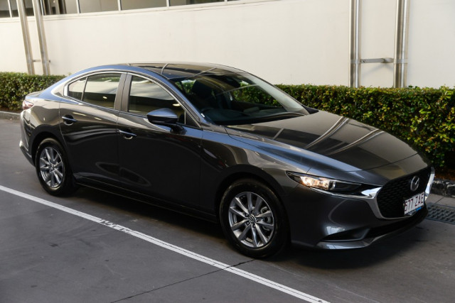 2019 Mazda 3 BP G20 Pure Sedan Sedan Image 5