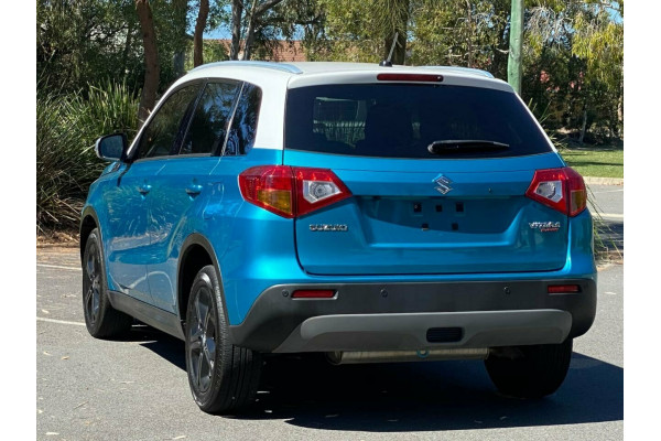 2016 Suzuki Vitara LY S Turbo (2WD) Suv Image 5