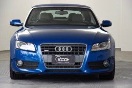 2010 Audi A5 8T MY10 Cabriolet Image 3