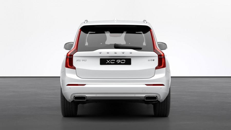 2021 Volvo XC90 L Series T6 Momentum Suv Image 4