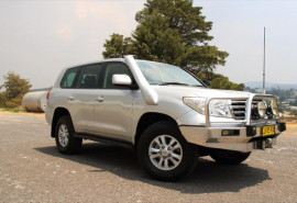 Toyota Landcruiser Wagon VX VDJ200R
