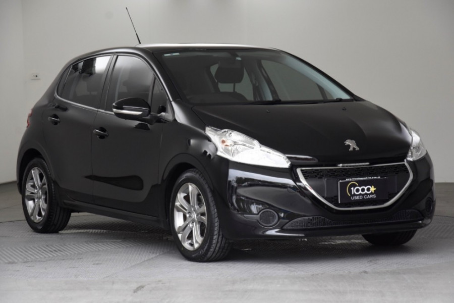 2014 MY13 Peugeot 208 A9 MY13 Active Hatchback