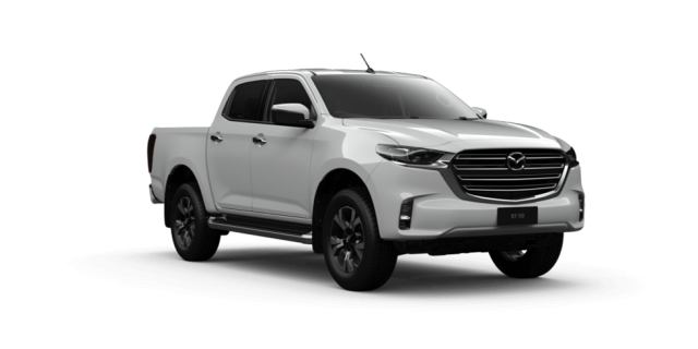 2020 MY21 Mazda BT-50 TF XTR 4x4 Pickup Cab chassis Mobile Image 6