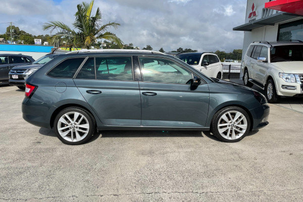 2017 MY18 Skoda Fabia NJ  81TSI Wagon