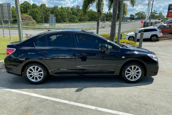 2014 Subaru Impreza G4 MY14 2.0i Lineartronic AWD Sedan Image 2