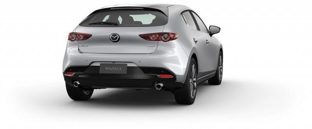 2020 Mazda 3 BP G20 Evolve Hatch Hatchback Mobile Image 14
