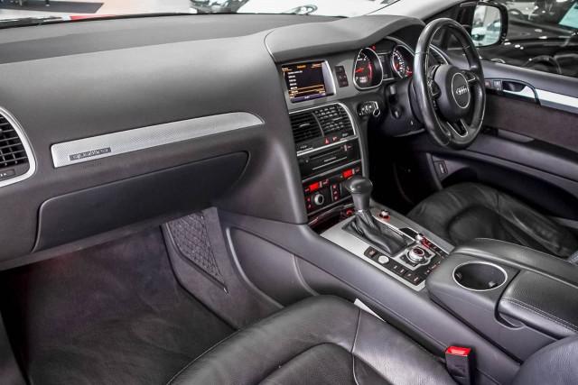 2014 Audi Q7 (No Series) MY15 TDI Suv Image 8