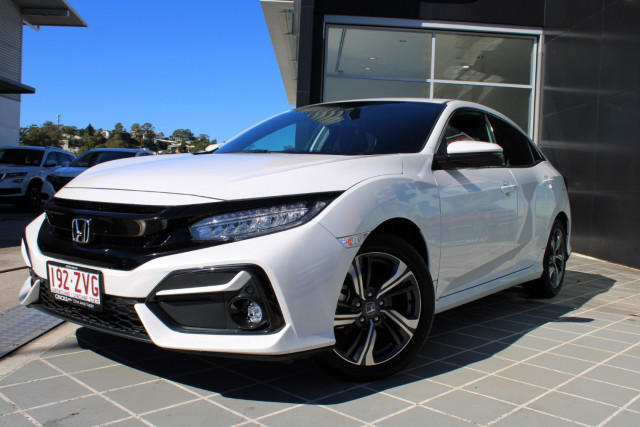2020 Honda Civic Hatch 10th Gen VTi-LX Hatch Image 3