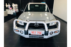 2009 Mazda BT-50 UNY0E4 DX CC Cab chassis