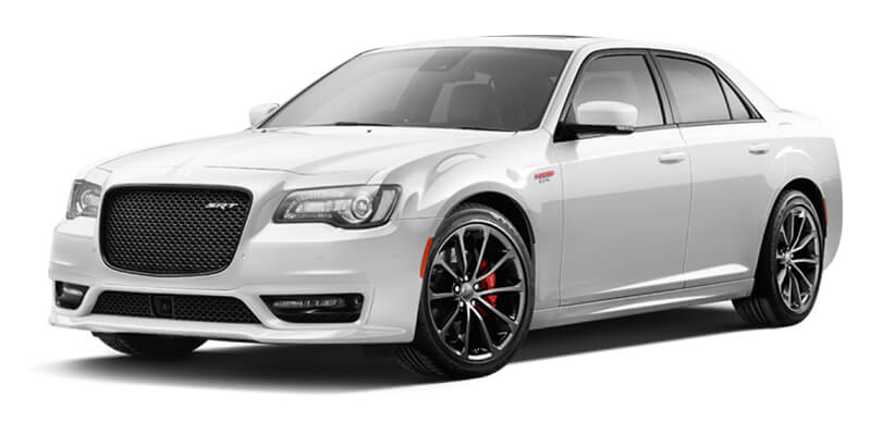 2019 Chrysler 300 SRT LX SRT Sedan