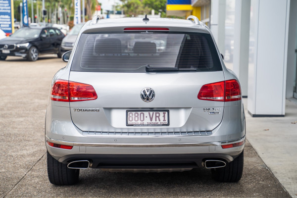 2015 Volkswagen Touareg 7P  150TDI Suv Image 5