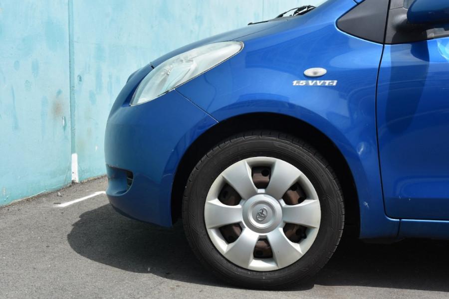 2006 Toyota Yaris NCP91R YRS Hatchback Image 5