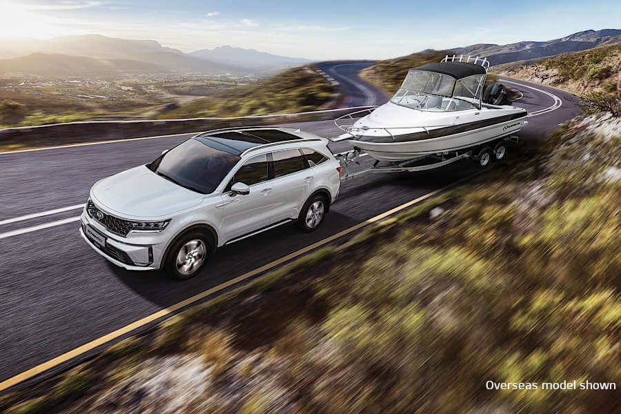 Improved towing capacity