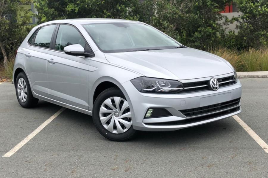 2018 MY18.5 Volkswagen Polo AW Trendline Hatchback
