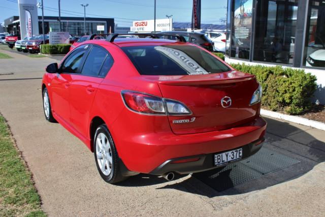 2009 Mazda Mazda3 BL10F1 Maxx Maxx - Sport Sedan Image 5