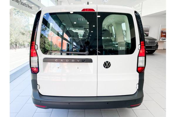 2021 Volkswagen Caddy 5 Caddy Wagon Image 4