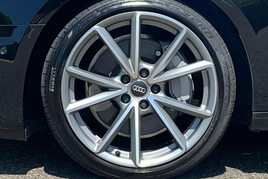 2018 MY19 Audi A4 B9 8W MY19 45 TFSI S Tronic Quattro Sedan