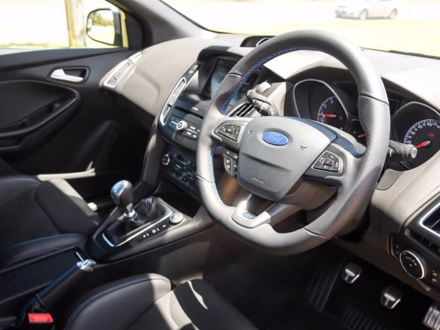 2017 MY17.5 (RS Model) Ford Focus LZ RS Other