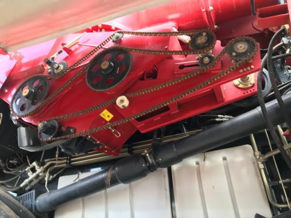 2015 Case IH 8240 HEADER Combine front & header