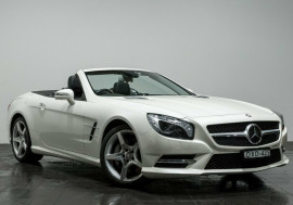 Mercedes-Benz SL500 BlueEFFICIENCY 7G-Tronic + R231