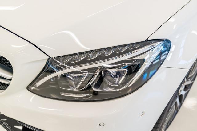 2016 MY07 Mercedes-Benz C-class W205  C63 AMG S Sedan Image 9