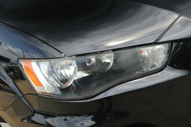 2012 Mitsubishi Outlander ZH MY12 Activ 2WD Suv Image 2
