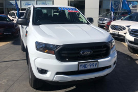 Ford Ranger 4x4 XL Double Cab Chassis PX MkIII
