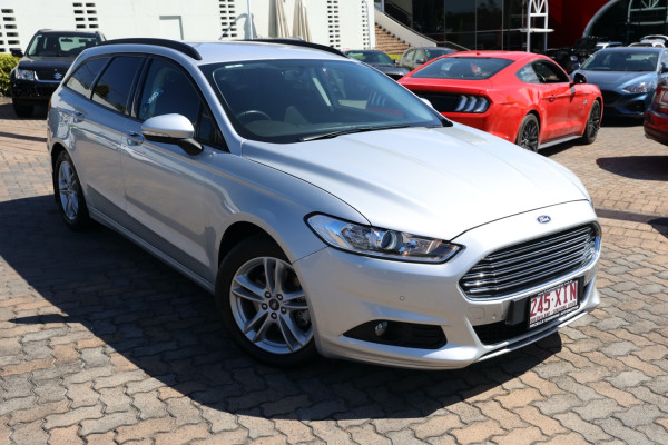 2017 MY17.50 Ford Mondeo MD 2017.50MY Ambiente Wagon