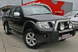 Nissan Navara ST-X D40 MY10