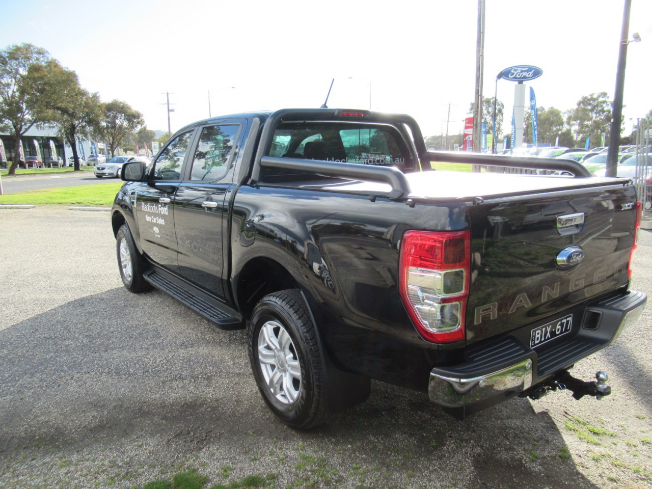 2020 MY20.25 Ford Ranger PX MkIII 4x4 XLT Double Cab Pick-up Utility Image 6