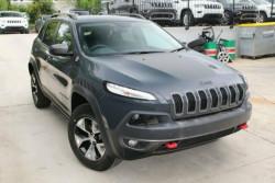 Jeep Cherokee Trailhawk KL MY18