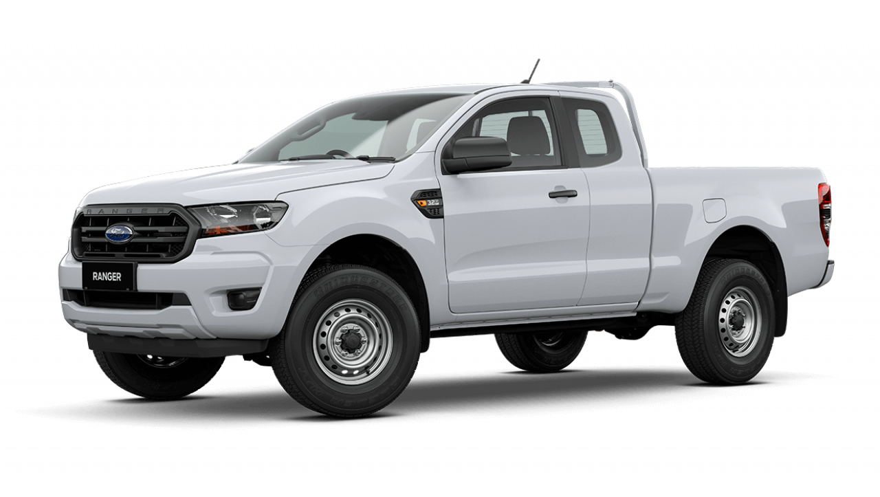 2021 MY21.25 Ford Ranger PX MkIII XL Super Cab Chassis Cab chassis Image 8