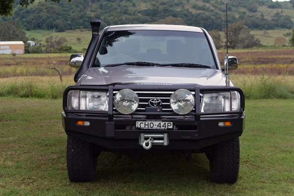 1999 Toyota Landcruiser HZJ105R GXL Suv Image 2