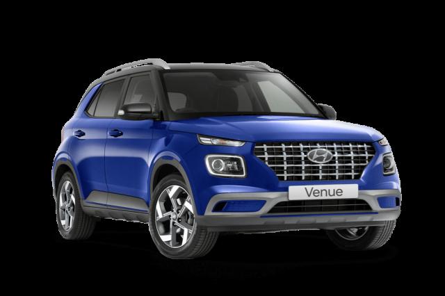 2020 MY21 Hyundai Venue Base Elite Wagon