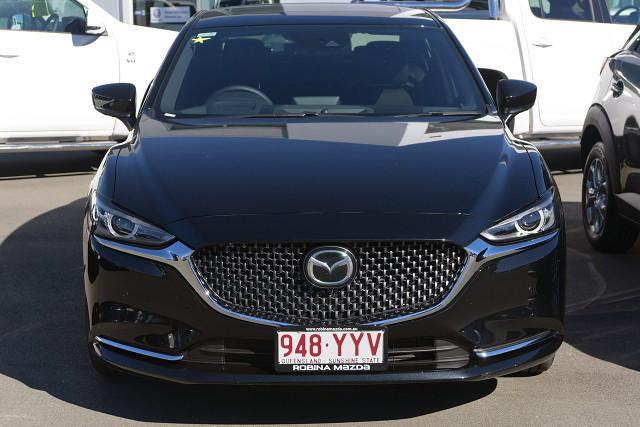 2018 Mazda 6 GL Series Atenza Sedan Sedan Image 2