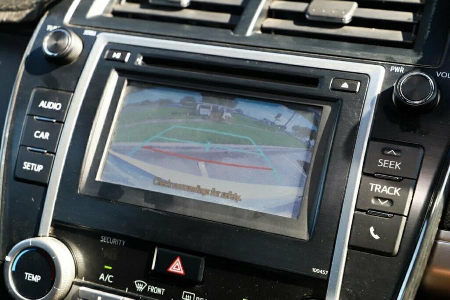 2016 Toyota Camry ASV50R Altise Sedan Image 17