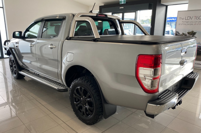 2021 MY21.75 Ford Ranger PX MkIII XLT Double Cab Utility Image 11