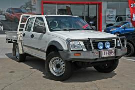 Holden Rodeo LX Crew Cab RA MY06