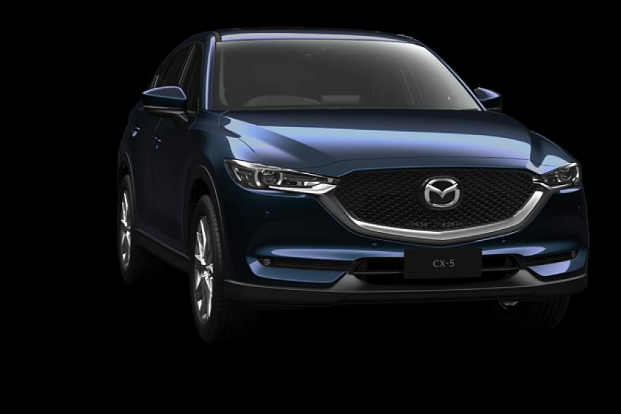 2020 Mazda CX-5 Akera