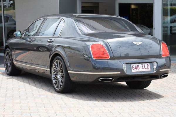 2011 MY12 Bentley Continental 3W MY12 Flying Spur Sedan Image 3