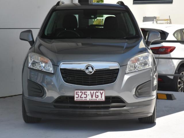 2014 Holden Trax TJ LS Suv