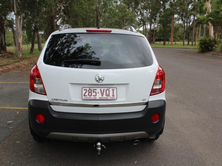 2015 Holden Captiva CG 5 Suv